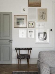 Trendy Living Room Wall Gallery Design Ideas 21