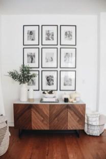 Trendy Living Room Wall Gallery Design Ideas 23