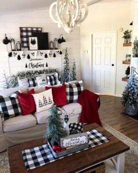 Best Ideas For Apartment Christmas Decoration 07