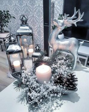 Best Ideas For Apartment Christmas Decoration 36