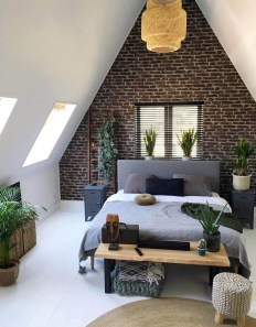 Modern Style For Industrial Bedroom Design Ideas 01
