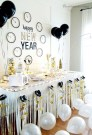 Best Decoration For New Years Eve Party That Celebrating At Home 51