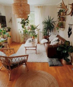 Pretty House Plants Ideas For Living Room Decoration 19