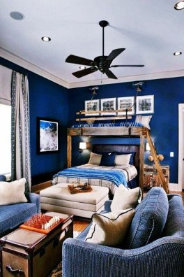 Adorable Teenage Boy Room Decor Ideas For You 15