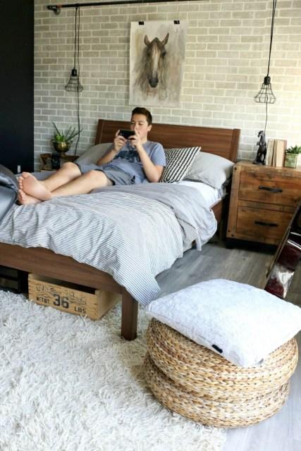 Adorable Teenage Boy Room Decor Ideas For You 47