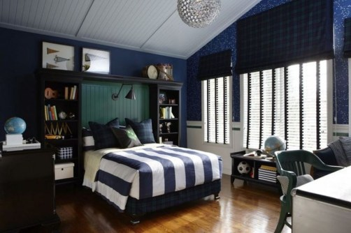 Adorable Teenage Boy Room Decor Ideas For You 50