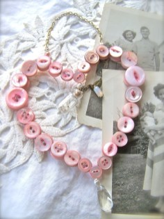 Affordable Valentine's Day Shabby Chic Decorations On A Budget 12