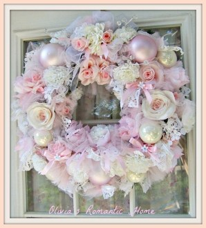 Affordable Valentine's Day Shabby Chic Decorations On A Budget 33