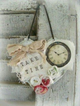 Affordable Valentine's Day Shabby Chic Decorations On A Budget 50
