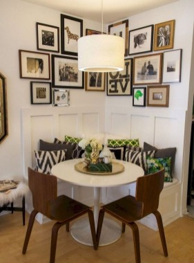 Amazing Small Dining Room Table Decor Ideas To Copy Asap 06