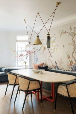 Amazing Small Dining Room Table Decor Ideas To Copy Asap 09