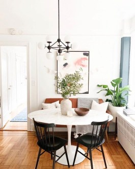 Amazing Small Dining Room Table Decor Ideas To Copy Asap 15