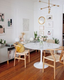Amazing Small Dining Room Table Decor Ideas To Copy Asap 18