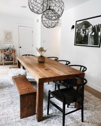 Amazing Small Dining Room Table Decor Ideas To Copy Asap 21