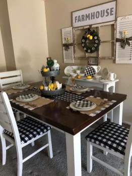 Amazing Small Dining Room Table Decor Ideas To Copy Asap 24