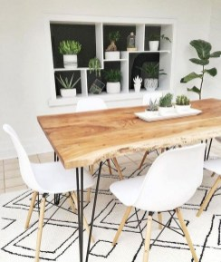 Amazing Small Dining Room Table Decor Ideas To Copy Asap 30