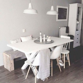 Amazing Small Dining Room Table Decor Ideas To Copy Asap 36