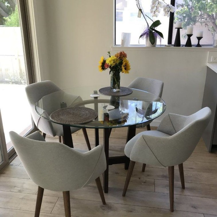 Amazing Small Dining Room Table Decor Ideas To Copy Asap 42