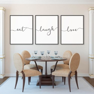 Amazing Small Dining Room Table Decor Ideas To Copy Asap 43