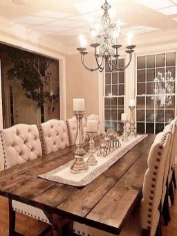 Amazing Small Dining Room Table Decor Ideas To Copy Asap 47