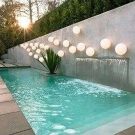 Comfy Pool Seating Ideas For Your Outdoor Decoration 10
