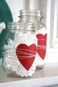 Creative DIY Valentines Day Decoration Ideas To Beautify Your Home 02