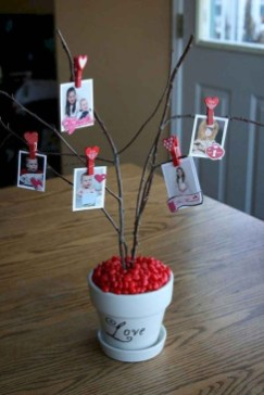 Creative DIY Valentines Day Decoration Ideas To Beautify Your Home 07