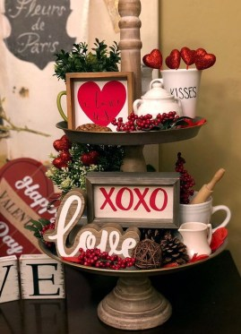 Creative DIY Valentines Day Decoration Ideas To Beautify Your Home 17