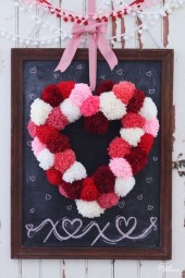Creative DIY Valentines Day Decoration Ideas To Beautify Your Home 19