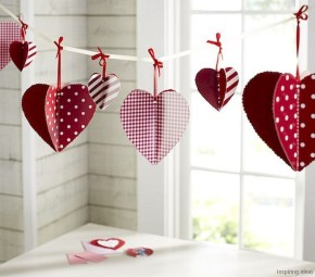 Creative DIY Valentines Day Decoration Ideas To Beautify Your Home 21
