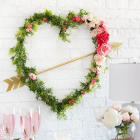 Creative DIY Valentines Day Decoration Ideas To Beautify Your Home 49