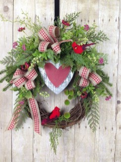 Cute Valentine Door Decorations Ideas To Spread The Seasons Greetings 21
