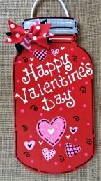 Cute Valentine Door Decorations Ideas To Spread The Seasons Greetings 40