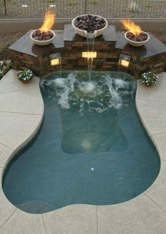 Extraordinary Small Pool Design Ideas For Small Backyard 17