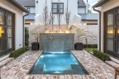 Extraordinary Small Pool Design Ideas For Small Backyard 29