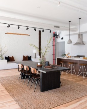 Fabulous Industrial Loft Make Over Ideas For Trendy Home 07