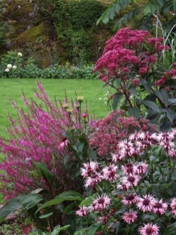 Fascinating Cottage Garden Ideas To Create Cozy Private Spot 11