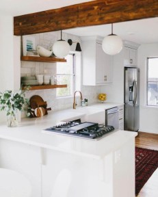 Gorgeous Small Kitchen Design Ideas For Your Small Home 29