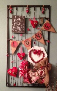 Lovely Valentines Day Home Decor To Win Over The Hearts 03