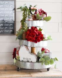 Lovely Valentines Day Home Decor To Win Over The Hearts 13