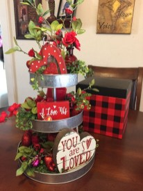 Lovely Valentines Day Home Decor To Win Over The Hearts 19