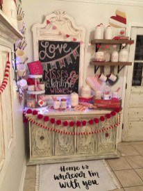 Lovely Valentines Day Home Decor To Win Over The Hearts 22