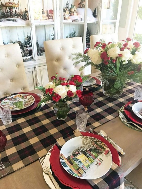 Magnificent Dining Room Decorating Ideas For Valentine's Day 13