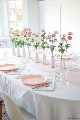 Magnificent Dining Room Decorating Ideas For Valentine's Day 20