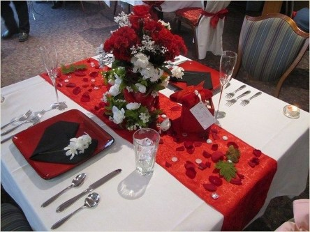 Magnificent Dining Room Decorating Ideas For Valentine's Day 48