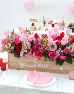Perfect Valentine's Day Romantic Dining Table Decor Ideas For Two People 13