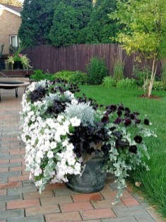 Stunning Small Flower Gardens And Plants Ideas For Your Front Yard 10