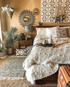 Trendy Bohemian Style Decoration Ideas For You To Try 09