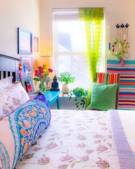 Trendy Bohemian Style Decoration Ideas For You To Try 27