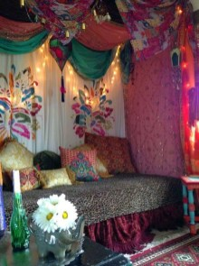 Trendy Bohemian Style Decoration Ideas For You To Try 32